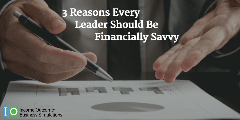 Financially Savvy Leader - Income Outcome