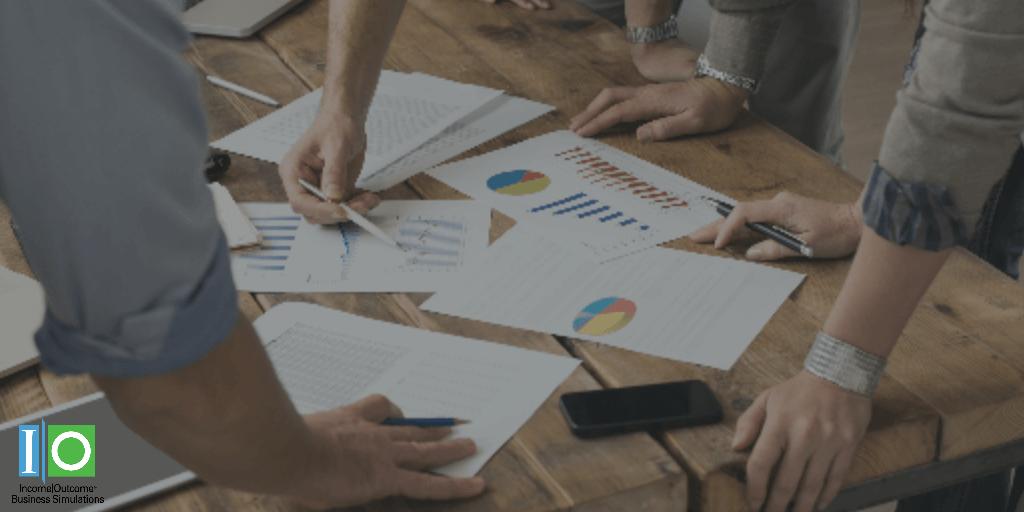 Income Outcome Business Simulation