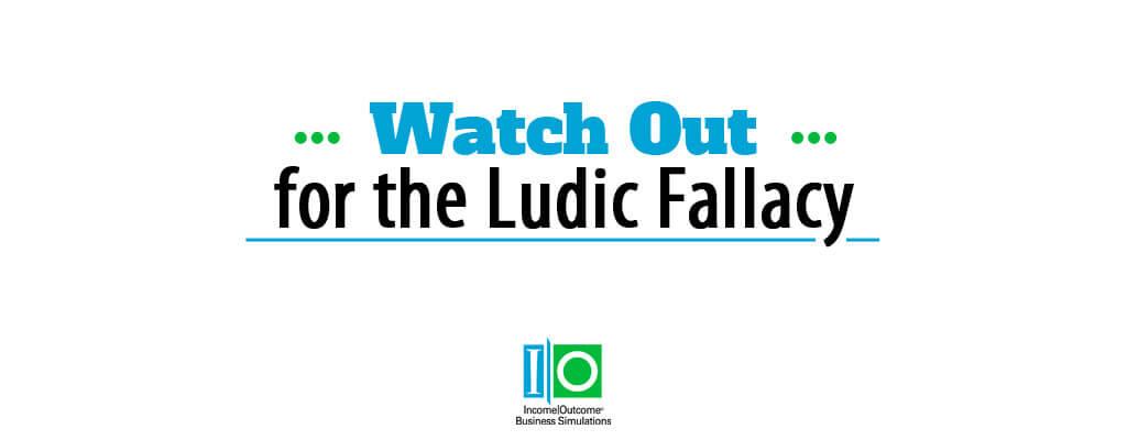 The Ludic Fallacy | Income Outcome