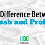 The Difference Between Cash and Profit | Income Outcome