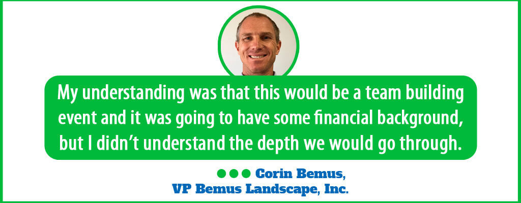 Bemus Landscape Case Study- How One Family-Owned Business Exceeded Business Acumen Expectations In Less Than 2 Days 2
