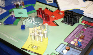 Business Simulation Board Game
