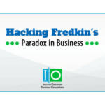 Hacking Fredkin's Paradox in Business